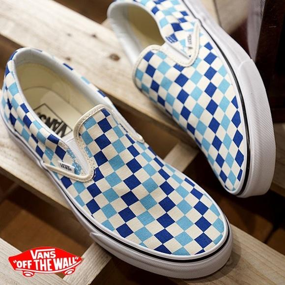 Vans Shoes   Vans Checkerboard Slip On